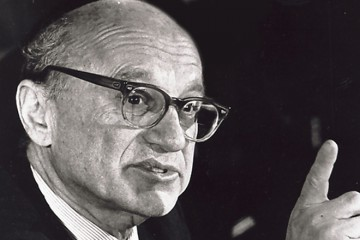 friedman the last economist?